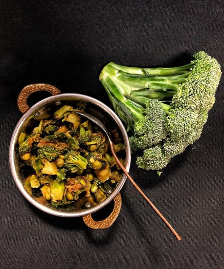 Broccoli Ki Sabzi (Broccoli Veggie)